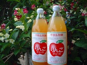 画像1: 葉とらずりんごジュース・ミックス6本